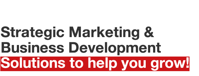 Strategic Marketing & Business Development Solutions